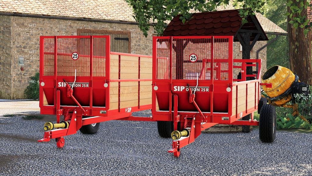 FS19 - SIP Orion 25 V1.1