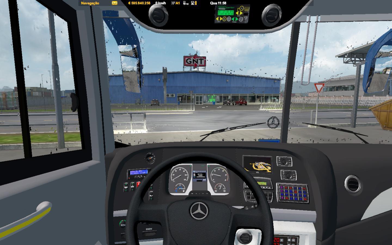 ETS2 - Marcopolo Paradiso DD G7 15M Bus V4.0 (1.36.x)