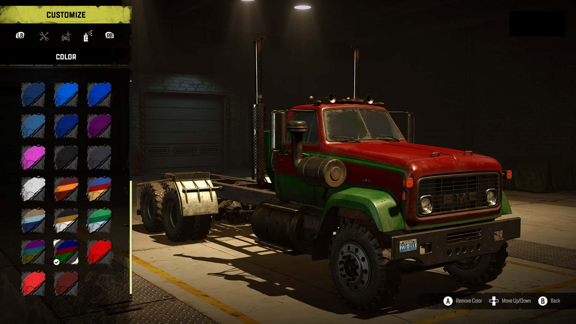 SnowRunner - GMC 9600T Truck V1.0.5 | SnowRunner | Mods.club
