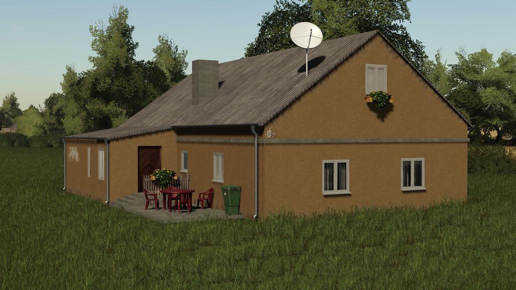 FS19 - Polish Houses Pack V1.0