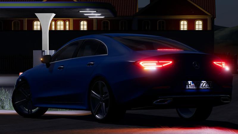 FS19 - Mercedes-Benz CLS 2018 V1.0