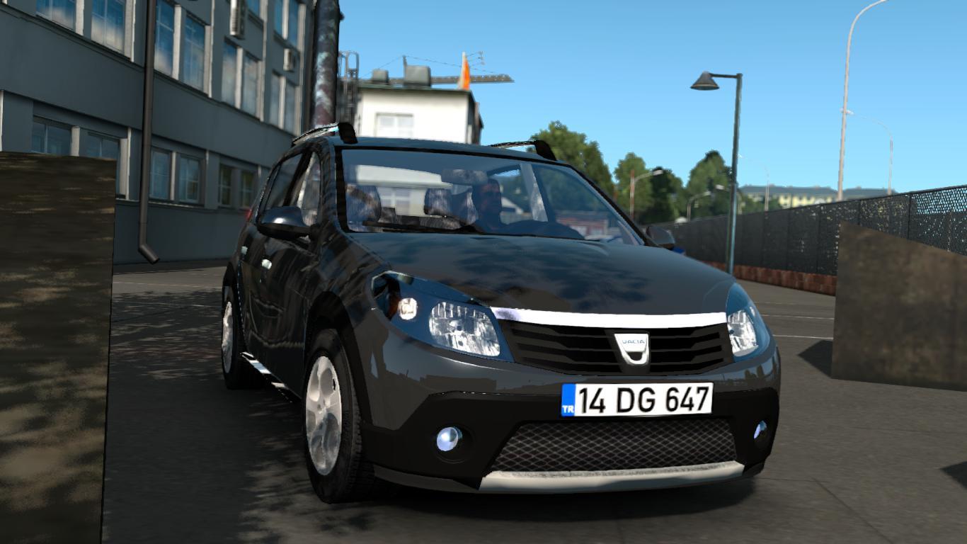 ETS2 - Dacia Sandero V1R12 (1.35.x)