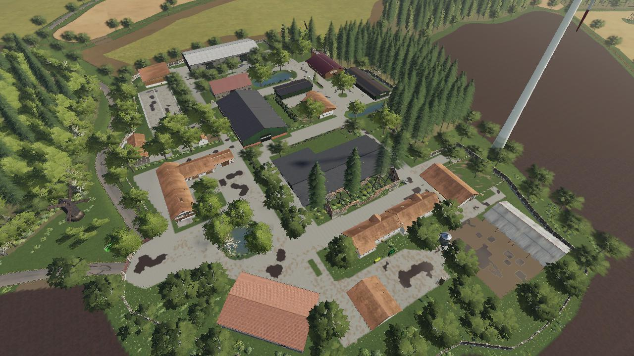 FS19 - Losa im Vogtland Map V1.0 Beta