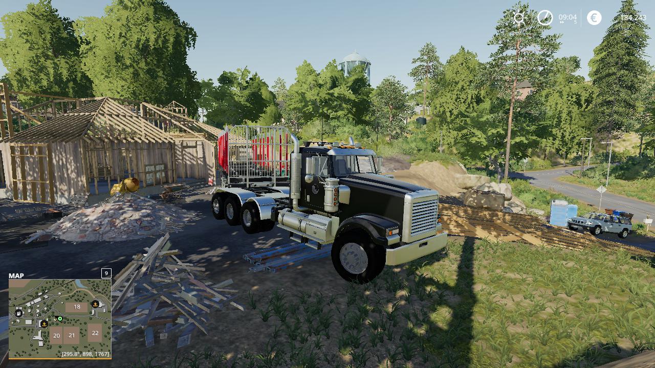 FS19 - Giants Hauler Truck V1.0