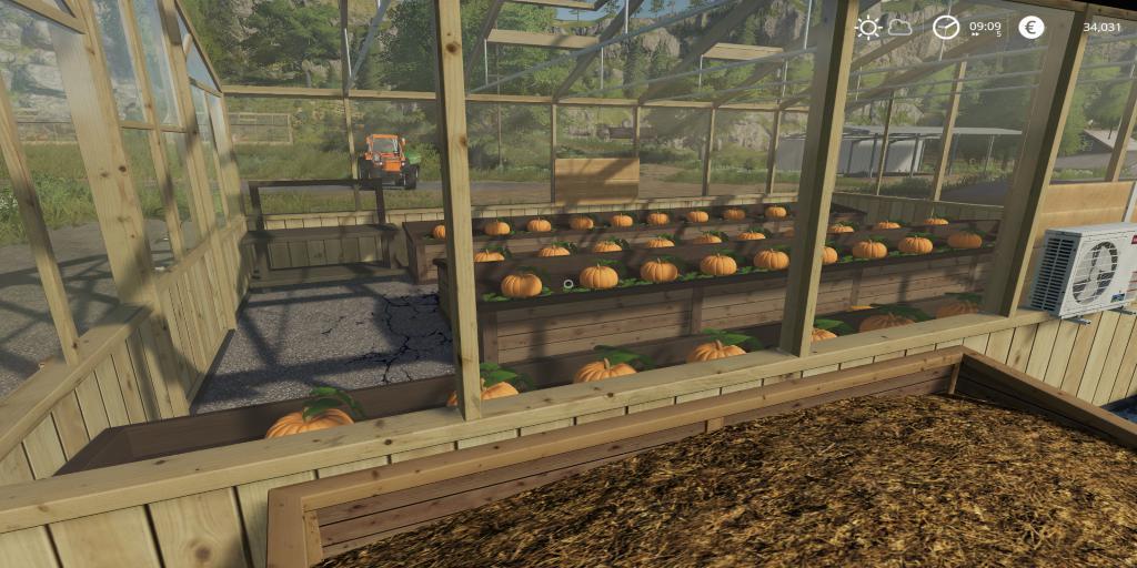 FS19 - Pumpkin Production V1.0