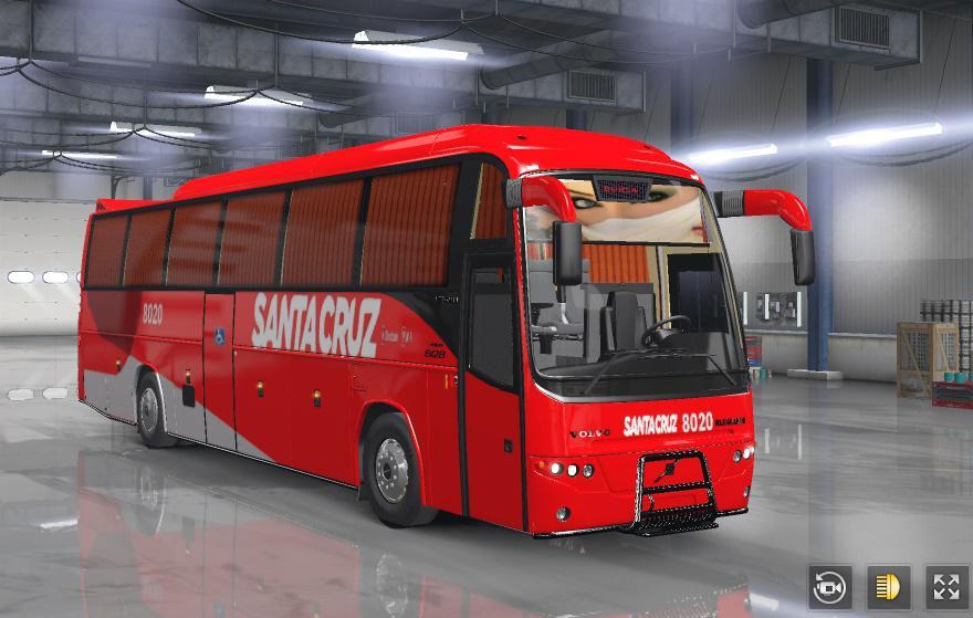 ATS - Volvo B12B TX Bus (1.36.x)