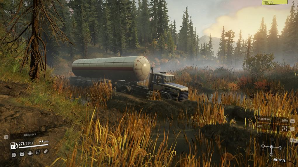 SnowRunner - Badlands 2 Remake – A PiX3LMonkey Map V1.1