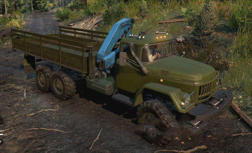 SnowRunner - Zil 131M Truck V10.1
