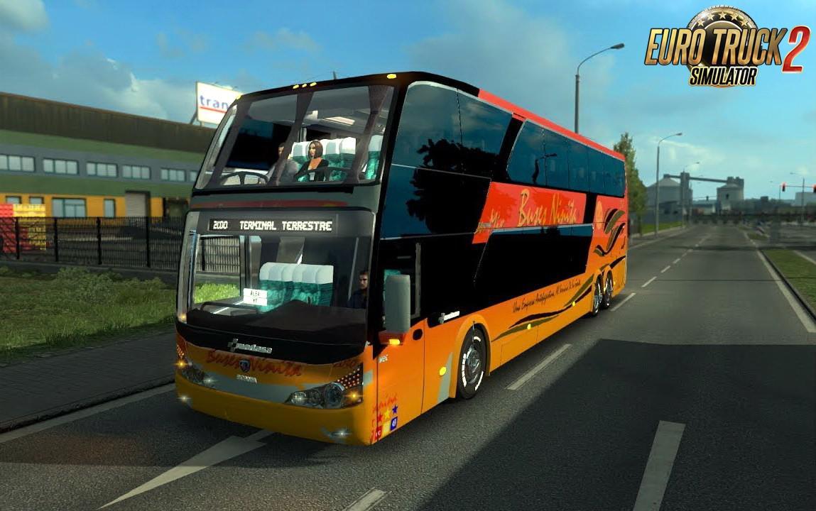 ETS2 - Scania Modasa Zeus II DP 6x2 V1.11 (1.35.X)
