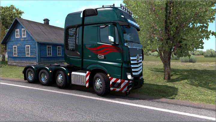 ETS2 - Wheel Pack V2.0 (1.40.x)