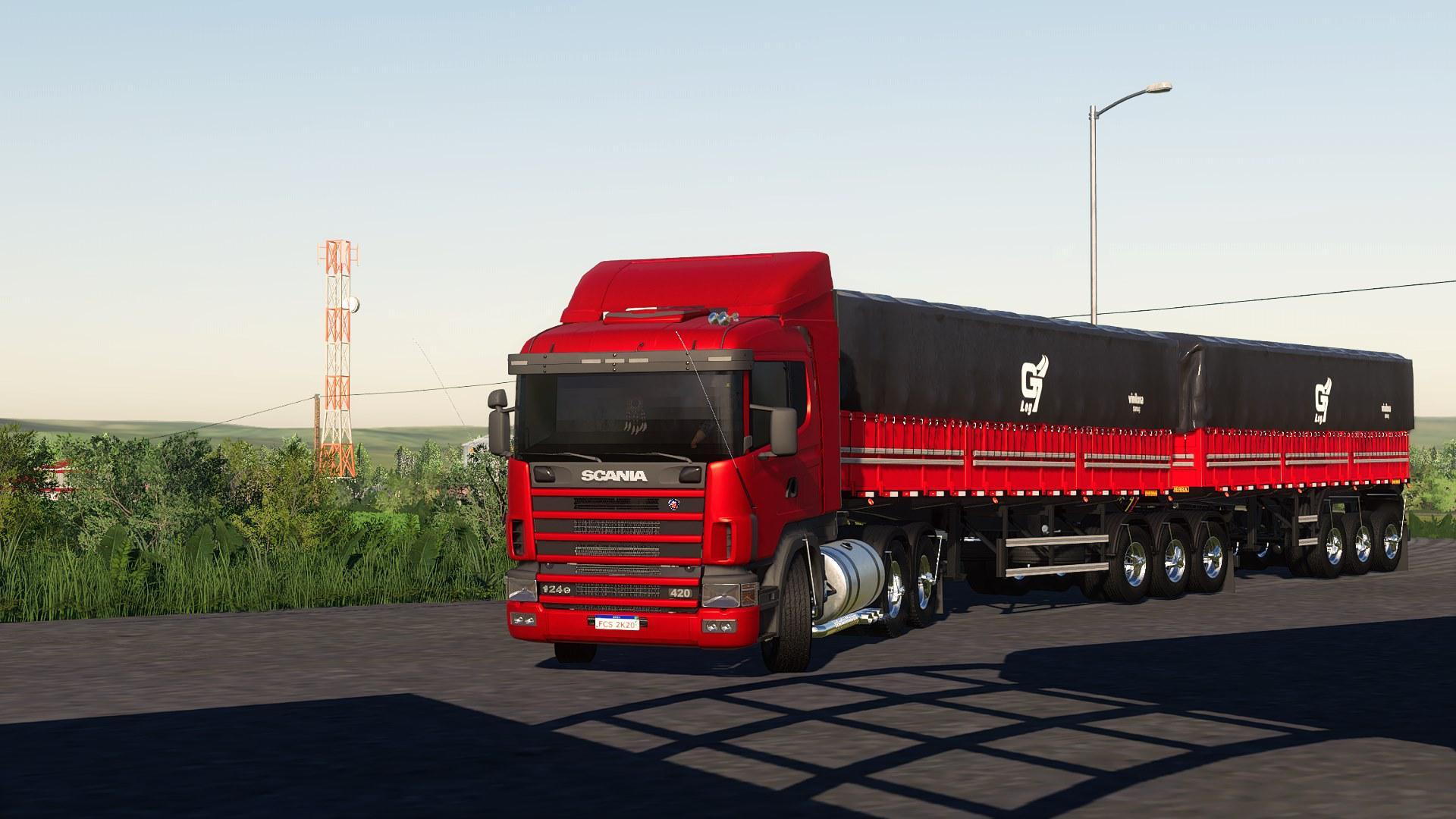 FS19 - Scania Pack V3.0