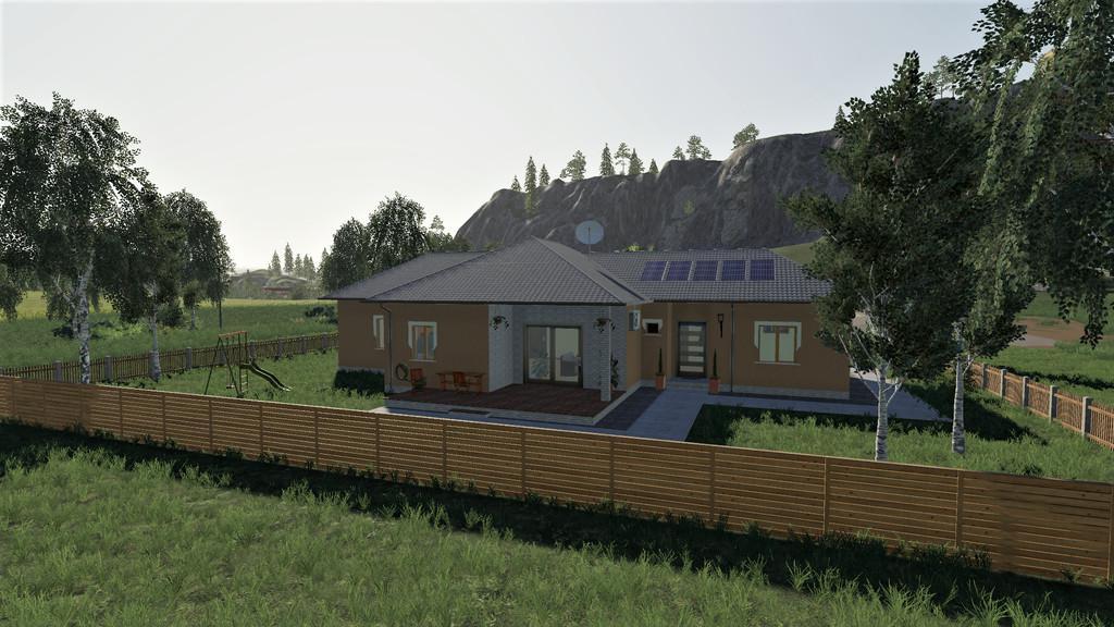 FS19 - Modern House Pack V1.0