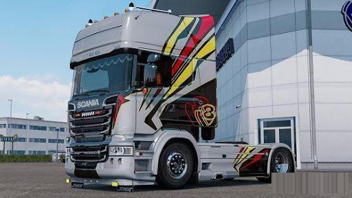 ETS2 - Scania R & Streamline 2012 Truck V4.0.5 (1.38.x)