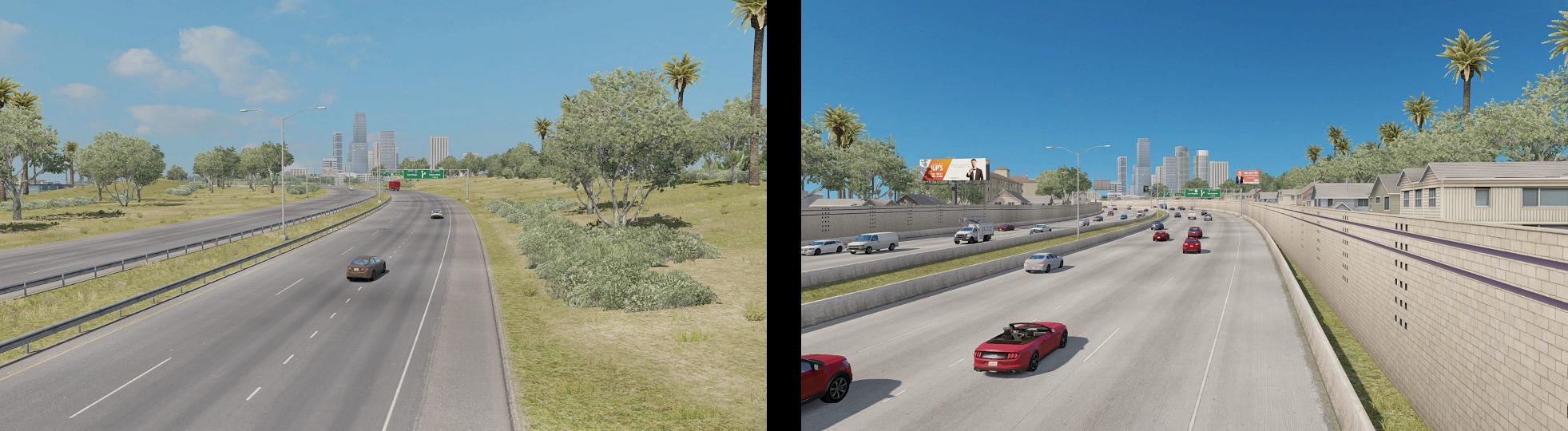 ATS - Minor Urban Overhaul V9.0 (1.36.x)