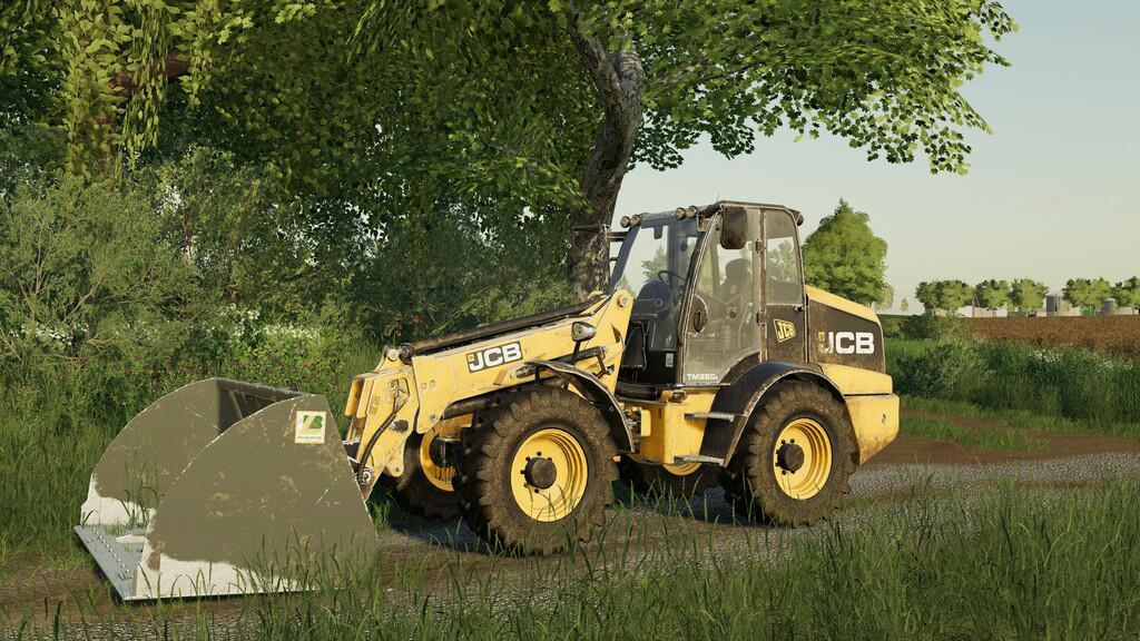 FS19 - JCB TM 320S V1