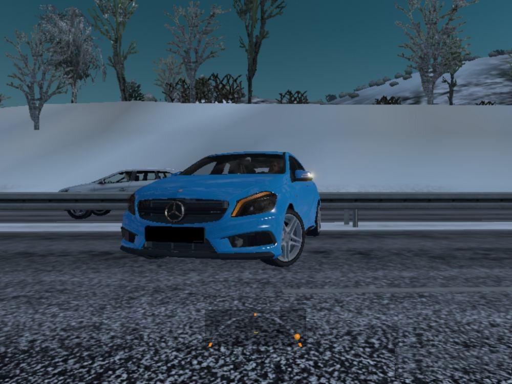 ETS2 - Mercedes Benz A45 (1.36.x)