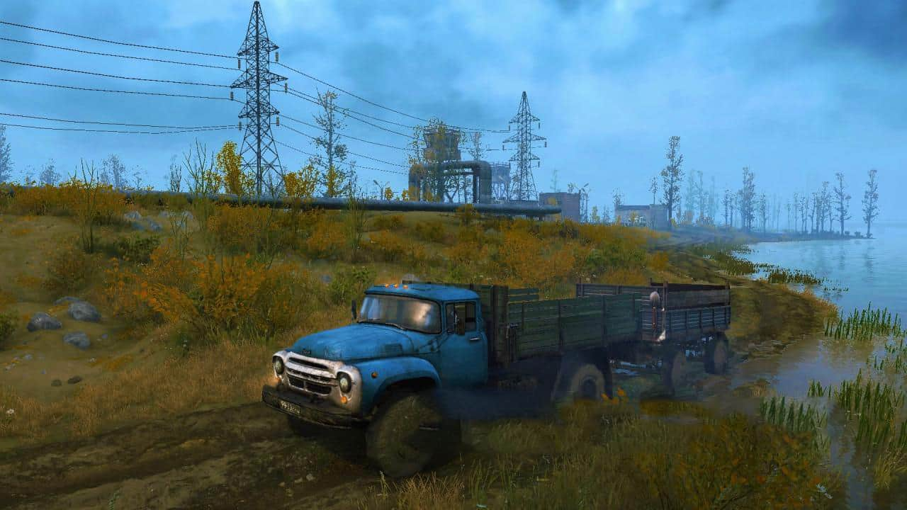 Spintires:Mudrunner - To and Fro Map V0.1