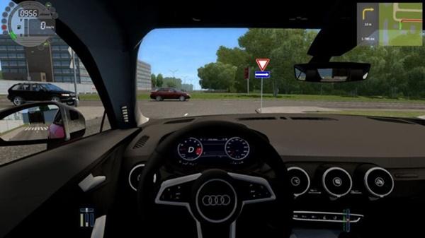 City Car Driving 1.5.9 - Audi TT RS