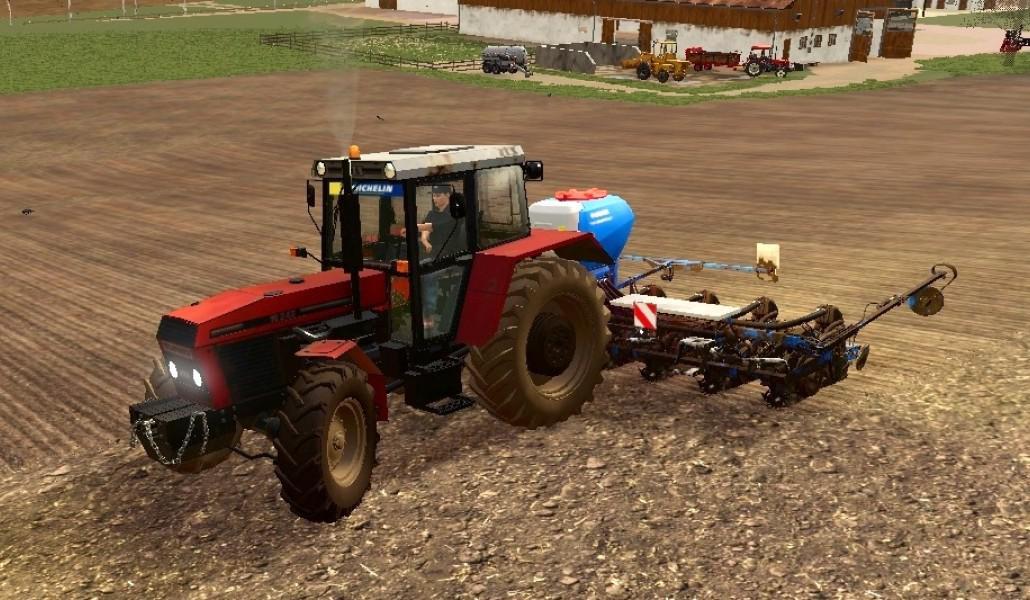 FS19 - Zetor 16245 Tractor V1.0
