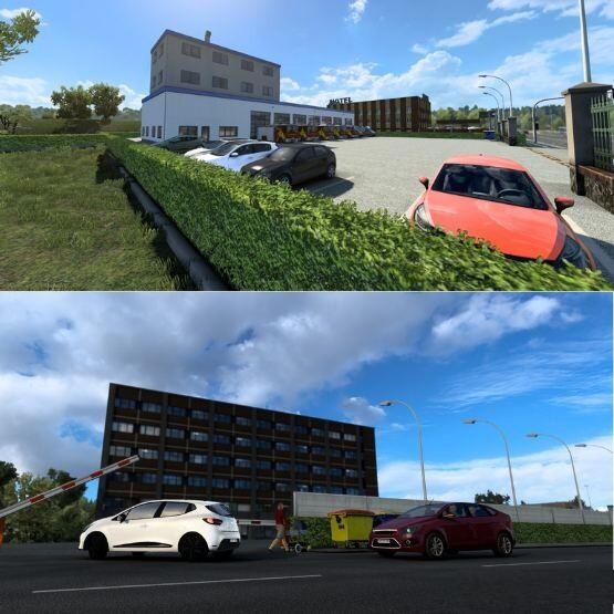 ETS2 - Extension for The SCS Map (1.40.x)