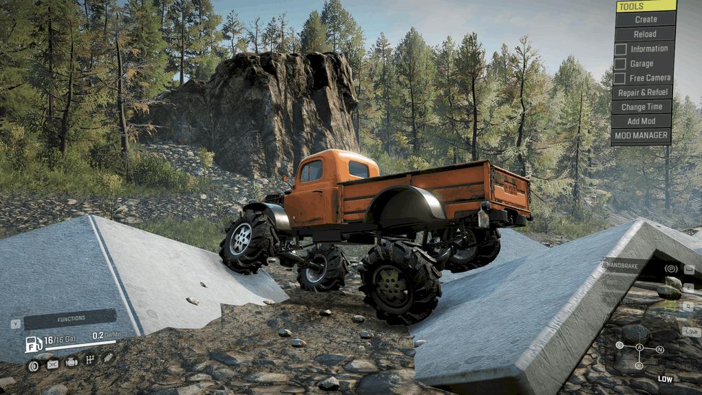 SnowRunner - C.C.M. 46 Power Wagon V1.0