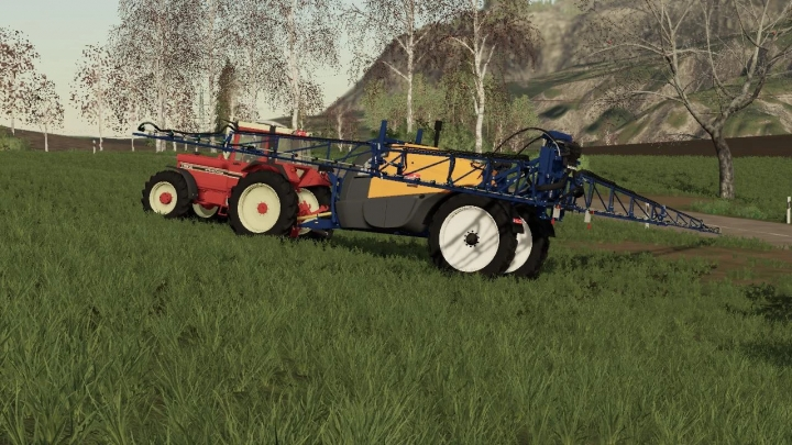 FS19 - Caruelle Seguip StillaXS 460 V1.0