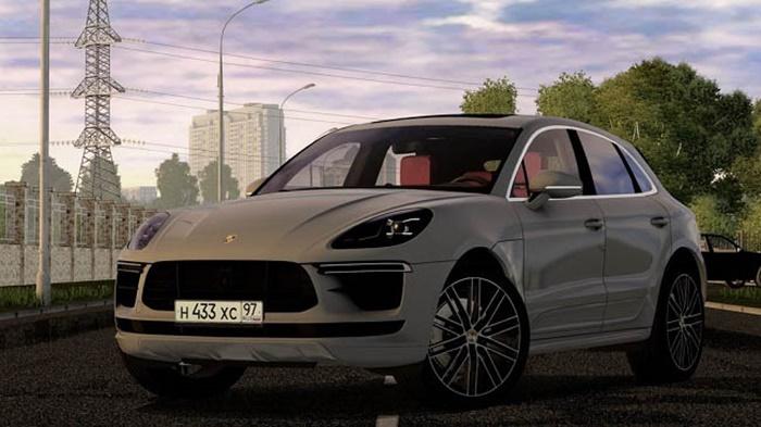 City Car Driving 1.5.9 – Porsche Macan Turbo 2020