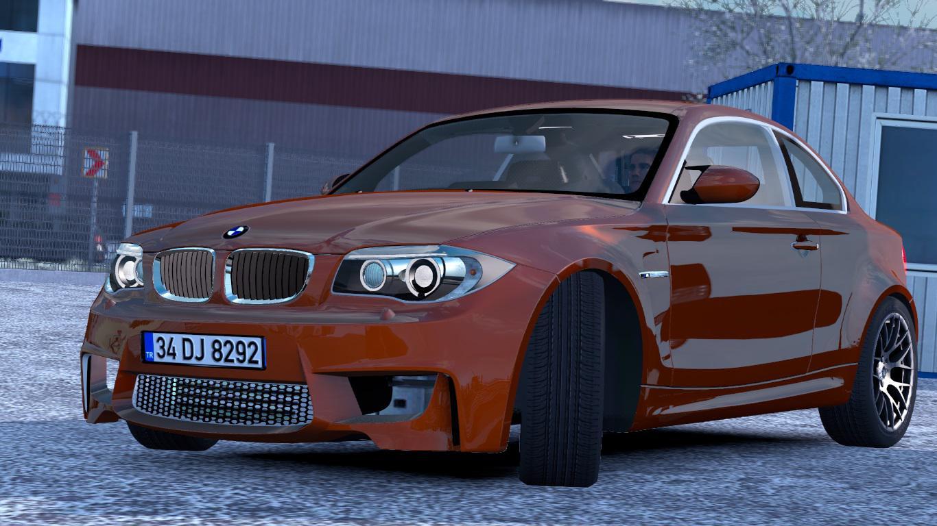 ETS2 - BMW 1M E82 V1R40 (1.38.x)