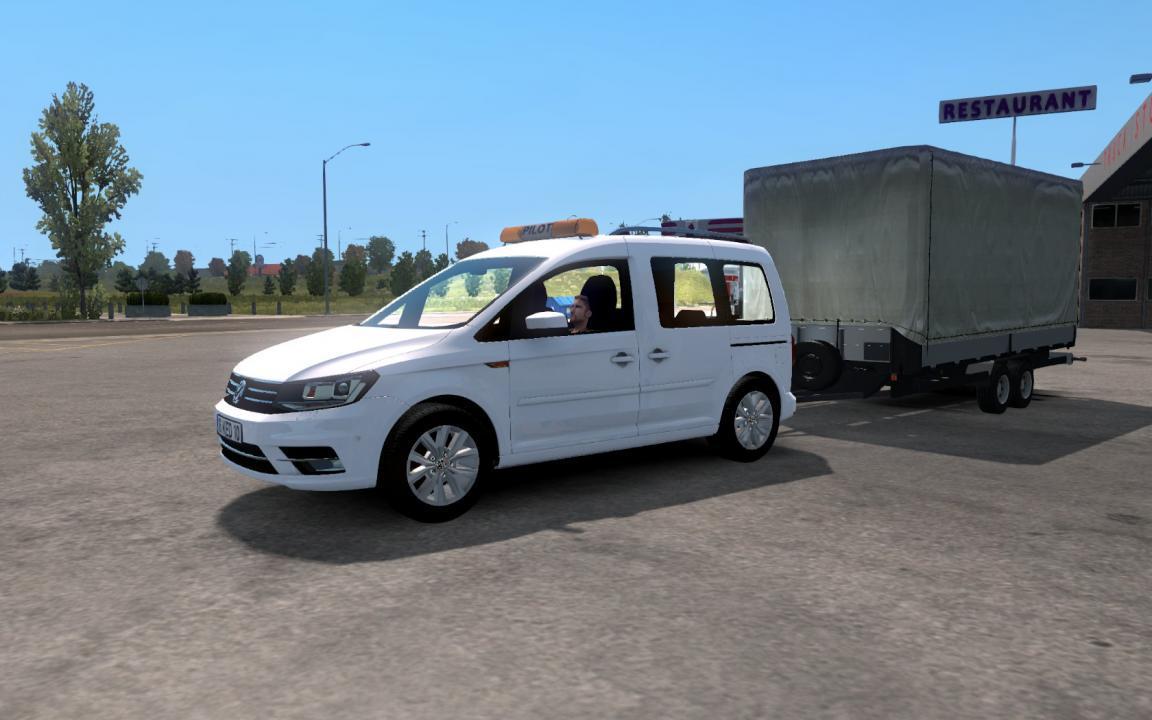 ATS - Volkswagen Caddy V1.3 (1.36.x)