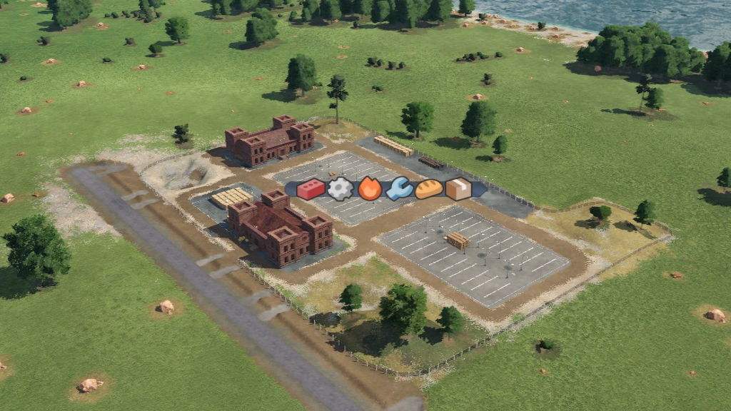 Transport Fever 2 - Goods Conglomerate