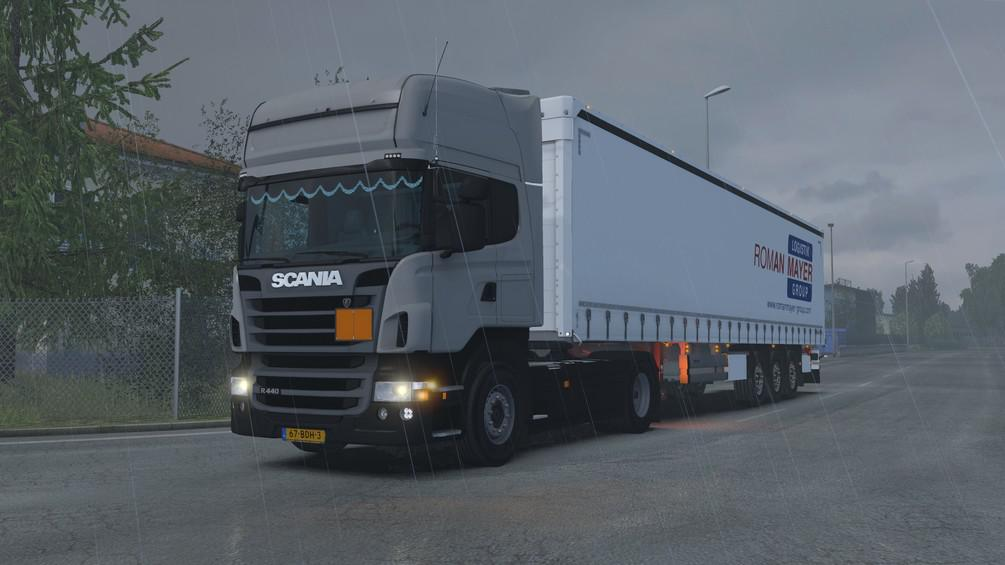 ETS2 - Scania R 2012 Truck (1.36.x)