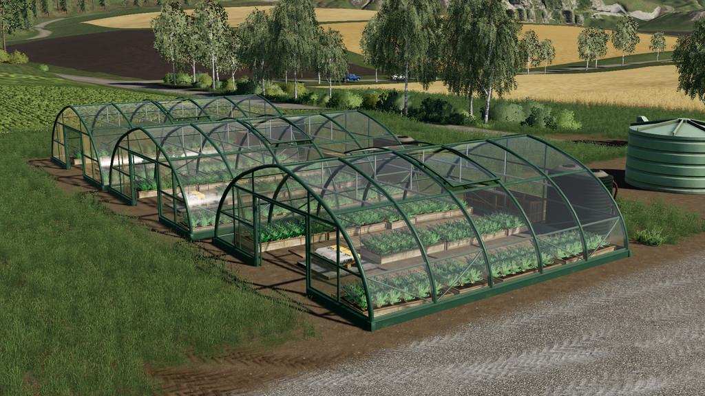 FS19 - Onion Greenhouses V1.0