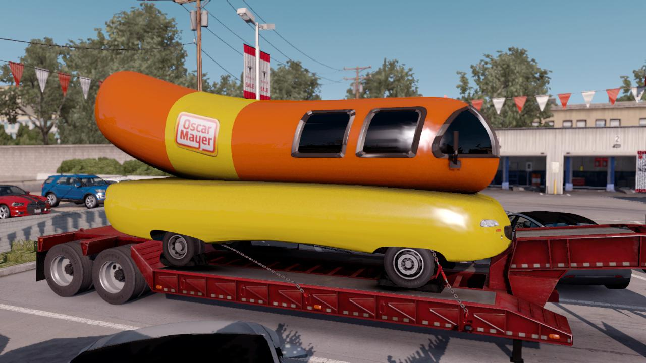 ATS - Wienermobile Cargo (1.36.x)