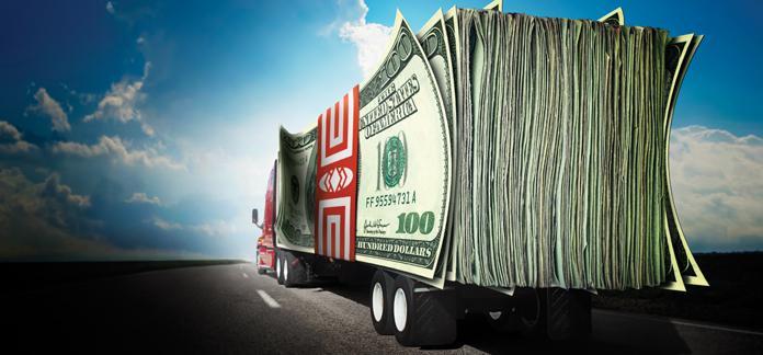 ETS2 - Start Money 500000€ (1.39.x)