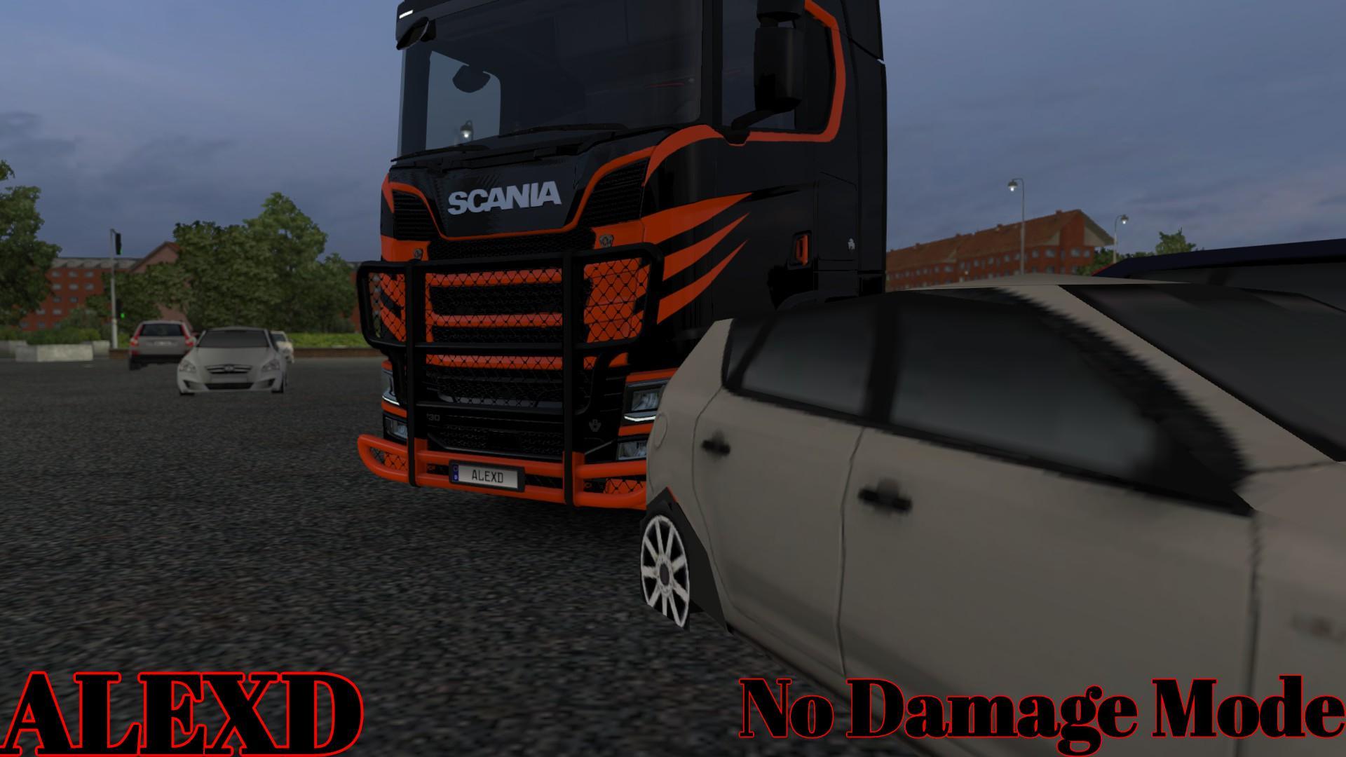ETS2 - No Damage Mod (1.36.x)