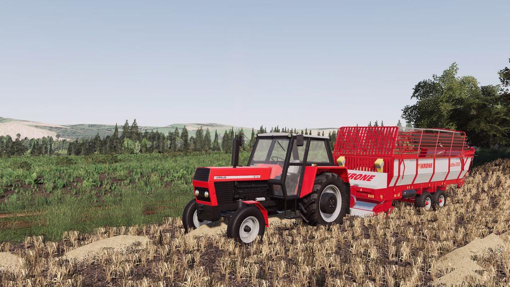 FS19 - Ursus 1212 Tractor V1.0.1.0
