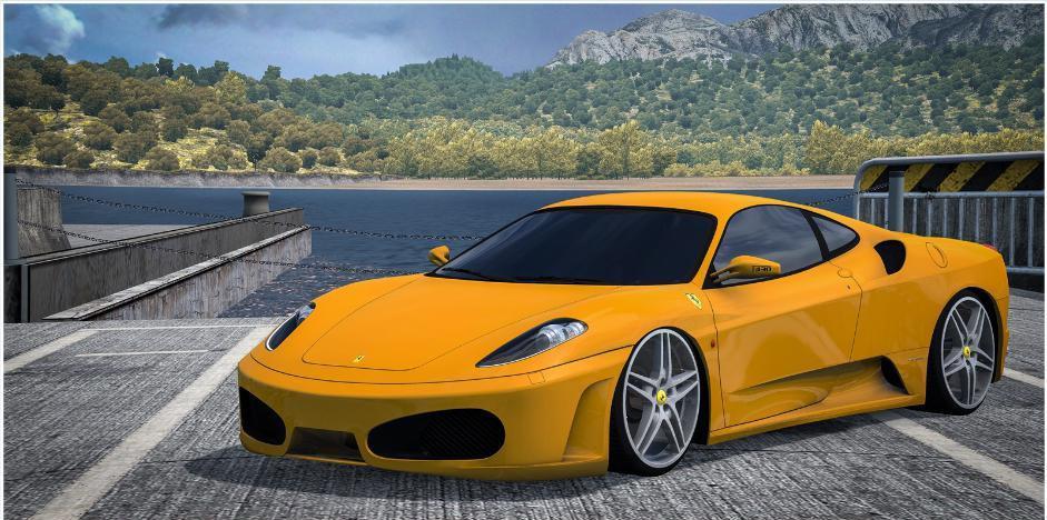 ETS2 - Ferrari F430 (1.39 - 1.40)