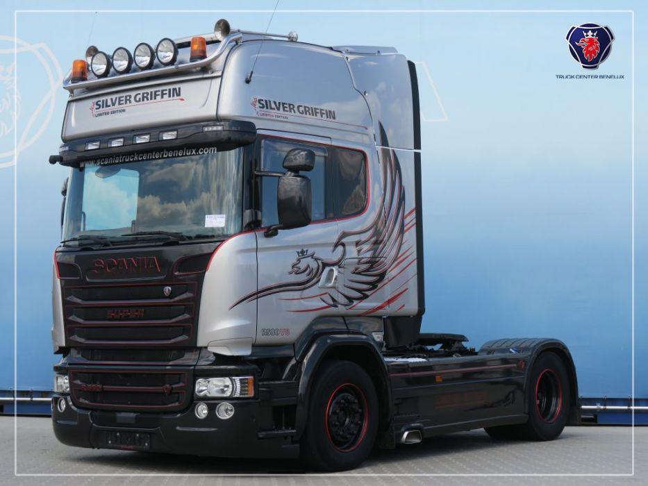 ETS2 - Scania Rjl, R2009, Streamline Real V8 Sound Mod (1.35.X)