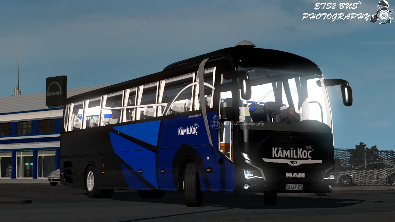 ETS2 - Man Lions Coach Euro 6 (1.37.x)
