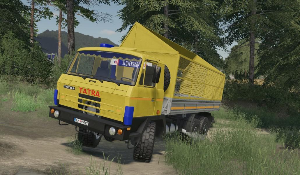 FS19 - Tatra 815 Truck V1.0