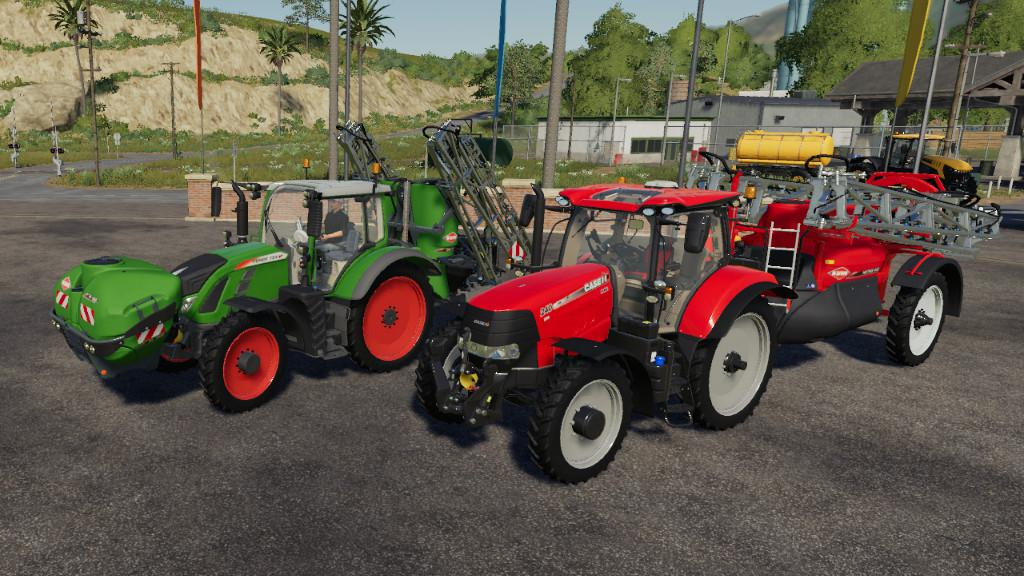 FS19 - Kuhn Interactive Sprayers V1.2