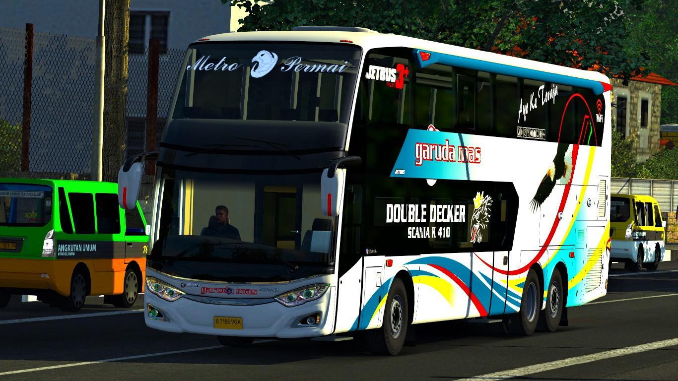 ETS2 - JB3 UHD & SDD Bus (1.30 - 1.39)