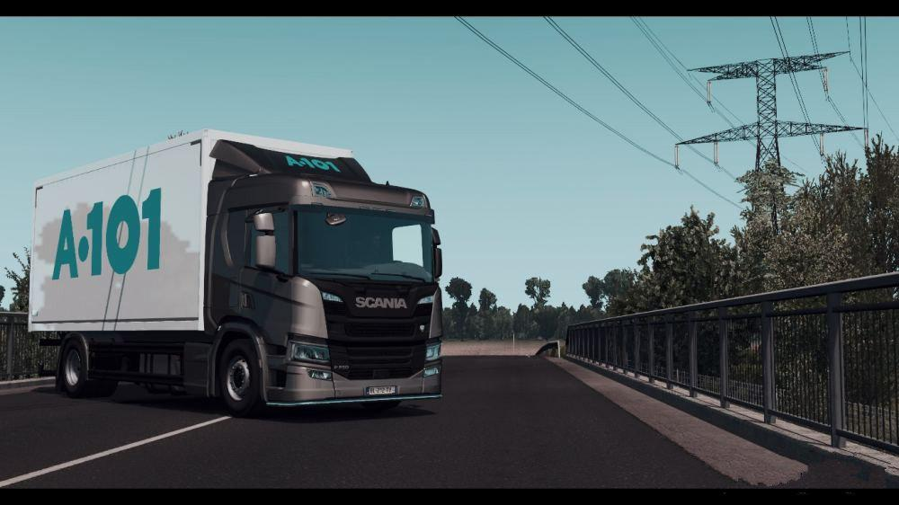 ETS2 - Scania P Series Thermo (1.37.x)