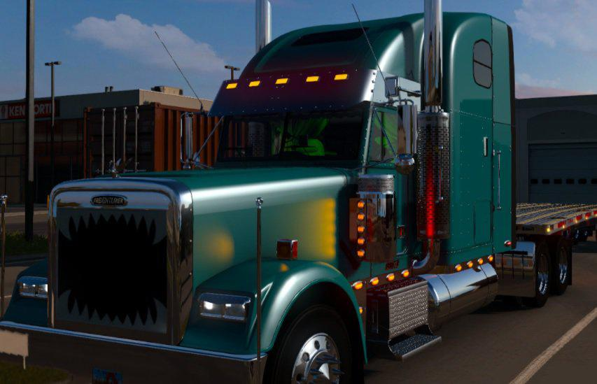 ATS - Freightliner Classic Pack (1.38.x)