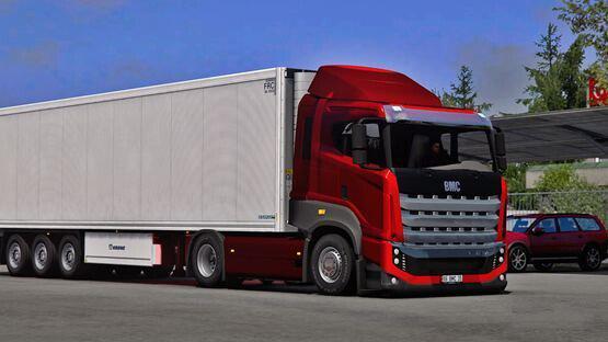 ETS2 - BMC Tugra Truck (1.39.x)