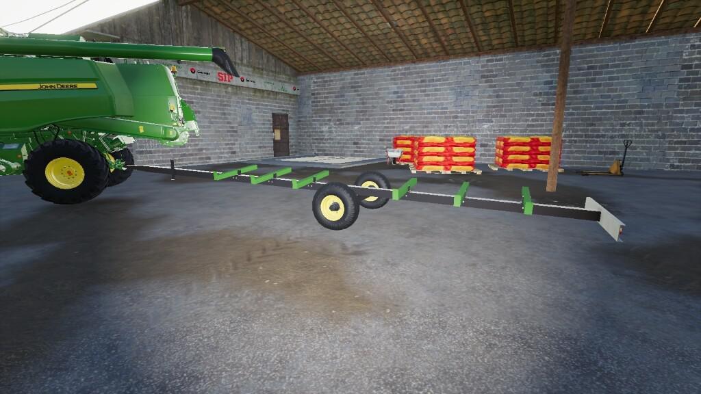 FS19 - AW 700 Cuttertrailer V1