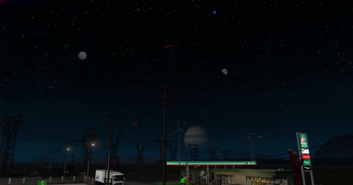 ATS - Noches Estrelladas Updated (1.36.x)