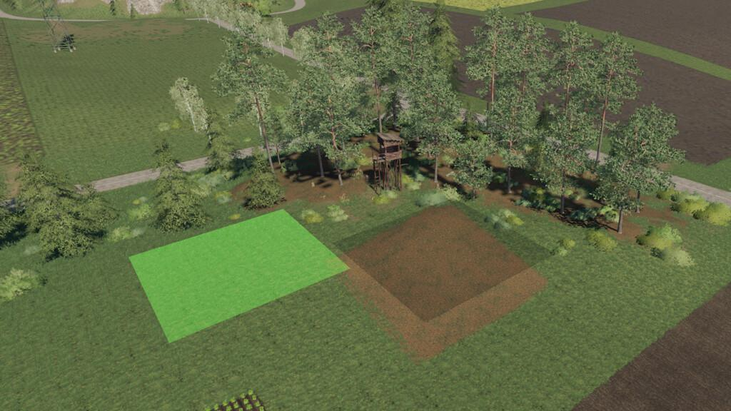 FS19 - Placeable Forest Area V1.0