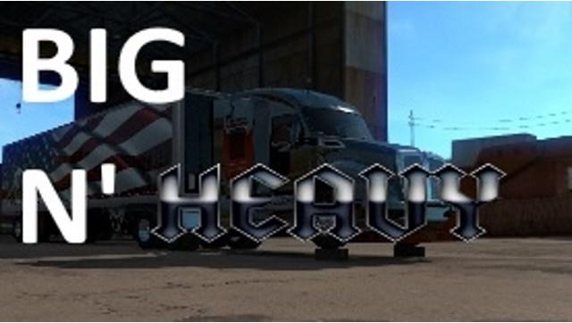 ATS - Truck Rescue Trailer Pack + Big N Heavy Trailer Addon Pack (1.37.x)