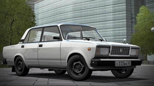 City Car Driving 1.5.9 – Vaz 2107 1.6 MT